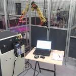 Programming a Fanuc Robot Work Cell